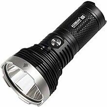 Acebeam K65 Taschenlampe Hellste 6200 Lumen 1014 Meter LED Taschenlampe