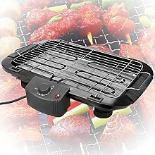 Acecoree Elektrogrill Barbeque Tischgrill 2000W,