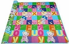 Acecoree Spielmatte Baby Kinder 180x200
