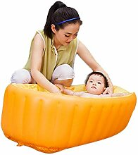 Acecoree Tragbare Babybadewanne aufblasbare Dusche