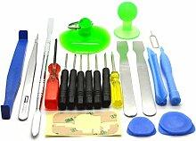ACENIX® Neue 21 in 1 Reparatur Schraubendreher-werkzeuge Set für iPhone 3G/4/4S/5/5 s/6
