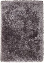 Achilles Berlin Teppich Cosy 110 Silber 80 x 150 cm