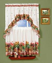 Achim Home Furnishings Country Gartenregal und