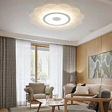 ACHNC LED Deckenleuchte Wohnzimmer Dimmbar,