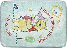 Achoka 88366-E3 Teppich Winnie-The-Pooh sehr
