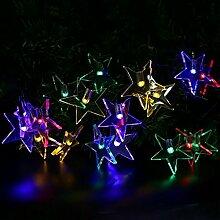 ACMEDE LED Solar lichterkette,Lichterkette für
