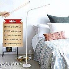 ACMHNC Stehlampe LED Dimmbar 9W Stehleuchte Für