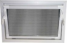 ACO 100x50cm Nebenraumfenster Isofenster +