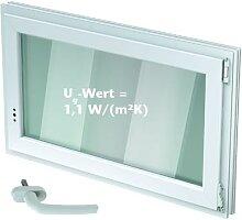 ACO Nebenraumfenster Dreh/Kippfenster mit 2-fach