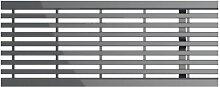 ACO Self Euroline Längsstabrost V2A 0,50 m