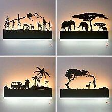 ACOC LED Wandlampe Wandleuchten Innen Modern