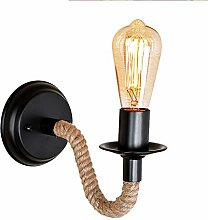 ACOC Wandlampe Industrial E27 Vintage Wandleuchte