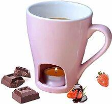 Acoser Schokoladenfondue Set Schoggifondue