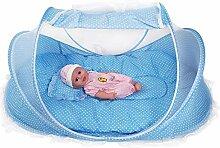Acouto Reisebett Baby, Moskitonetz Zelt für Babys