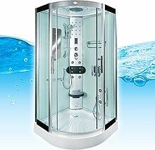 AcquaVapore DTP8046-0002 Dusche Dampfdusche