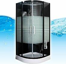 AcquaVapore DTP8068-0310 Dusche Duschtempel