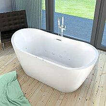 AcquaVapore freistehende Badewanne FSW23 180cm