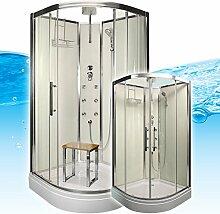 AcquaVapore QUICK16-0001 Dusche Duschtempel