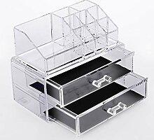 Acryl Aufbewahrungsbox, Schubladen