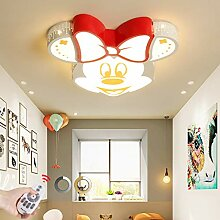 Acryl Deckenlampe LED Tier Cartoon Deckenleuchte