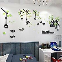 Acryl dekorative Wand Aufkleber wand Korridor Tür