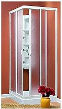 Acryl Duschkabine 75x75 CM Venere mit zentraler