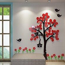 Acryl kreative Blume baum Acryl 3D