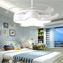 Acryl Kronleuchter, Stern-Ventilator-Lampe,