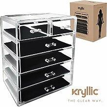Acryl Make Up Organizer Aufbewahrungsbox - Kryllic