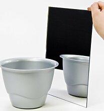 Acryl-Spiegel/Plexiglas-Spiegel, 3mm XT, 50 x 25 cm