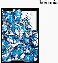 Acrylbild (82 x 4 x 122 cm) by Homania
