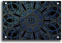 Acrylbild Intuition