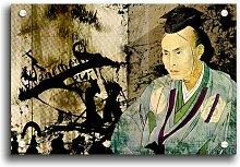 Acrylbild Kuniyoshi