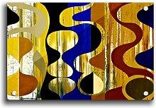 Acrylbild Loopy