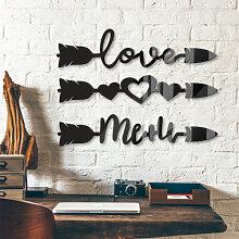 Acrylbuchstaben - Acrylbuchstaben Arrow