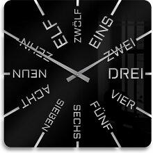 Acrylglas-Wanduhren - Wanduhr Clock