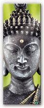 Acrylglasbilder - Acrylglasbild Green Buddha -