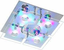 Action Deckenleuchte, LED-Farbwechsler,