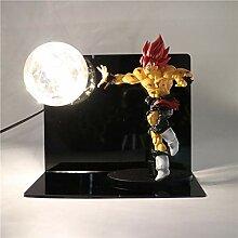 Action-figuren DIY Dragon Ball Z Nachtlicht Anime