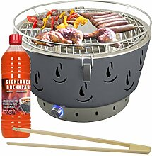 ACTIVA Grill Set Tischgrill AIRBROIL Junior inkl.