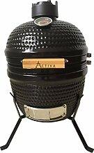 ACTIVA Keramik Grill Smoker BBQ Keramikgrill,