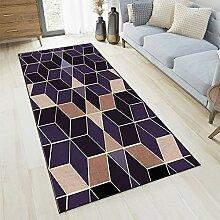 ACUY Luxus Teppich 120x200cm, Teppich für Flur,