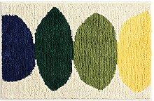 ACZZ Außenschuhmatte Gummi-Fußmatte für die