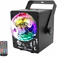 ACZZ Disco Rotate Stage Party Lichter, Magic