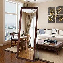 ACZZ Einfache Ganzkörperspiegel Home Schlafzimmer