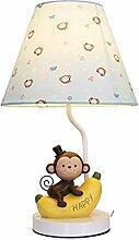 ACZZ Kinderzimmer Tischlampe, Schlafzimmer