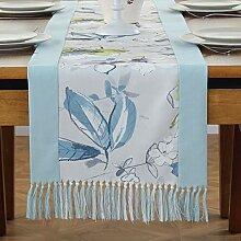 ACZZ Signature Cotton Tischläufer Tischdecke