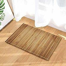 AdaCrazy Holz dekorative Dielenboden Badezimmer