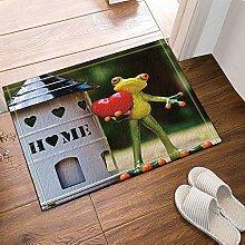 AdaCrazy Kreatives Design Kleines Haus neben dem
