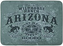 AdaCrazy Western Arizona Wild Horse Rodeo in